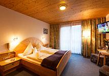 Doppelzimmer <br>[Hochhäderich]  <span>m.Balkon</span>