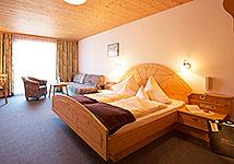 Familienzimmer <br>[Hochmoor]  <span>m.Balkon</span>