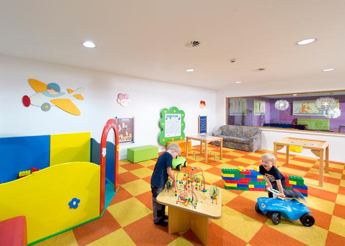 Kinderwelten Im Familienhotel
