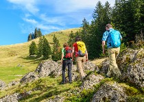 Großansicht Alpenwanderung