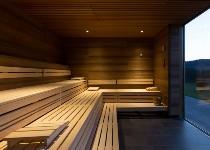 Großansicht Sauna des Almhotel Hochhäderich