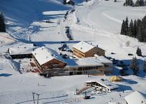 Großansicht Skigebiet beim Hochhäderich