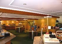 Großansicht Restaurant im Almhotel