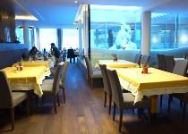 Großansicht Restaurant im Almhotel Hochhäderich