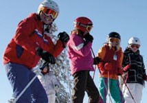 Skischule im Hotel